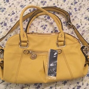 Summer style Anne Klein purse.